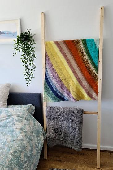 Knotball Blanket Pattern