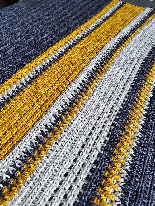 Cypher Wrap Crochet Pattern