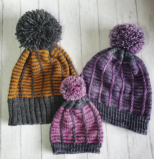 Finn Hat - Knitting Pattern