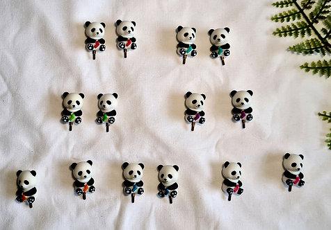 Hiya Hiya Panda Cable Stoppers