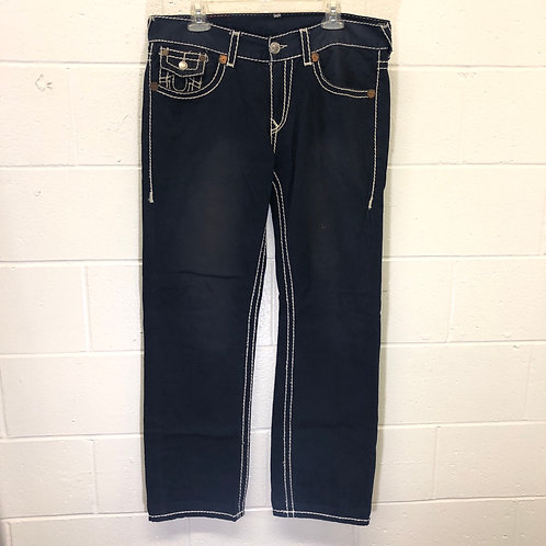 True Religion blue pants