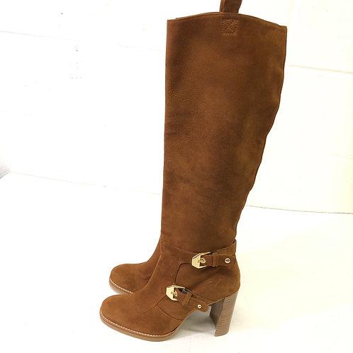 Stuart Weitzman suede tall boots