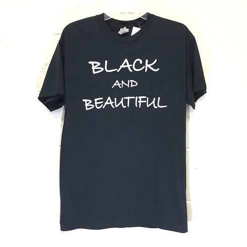 Black & Beautiful tee NWT