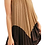 Thumbnail: Free People metallic gold dress.