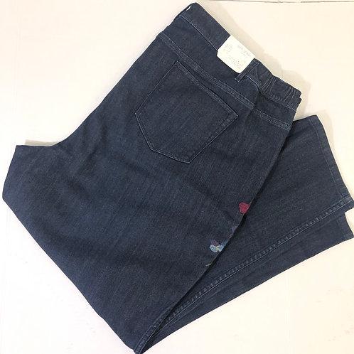 J. Jill slim ankle skinny jeans