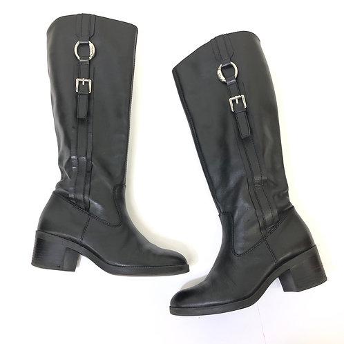 Ralph Lauren leather riding boots Size 6.5