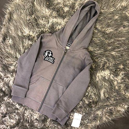 Lucky Brand zip up boys hoodie