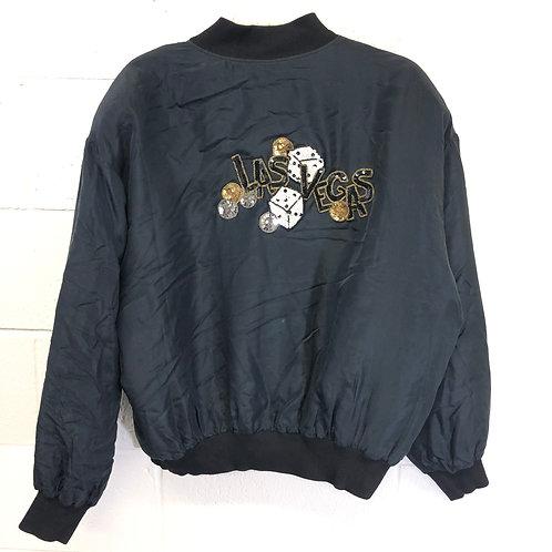 Las Vegas vintage track jacket