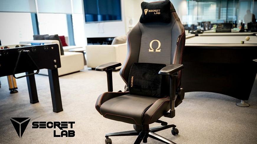 Secretlab office