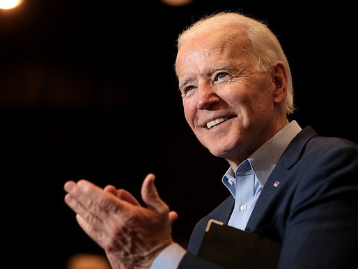 Praying for Joseph R. Biden: A Petition for the 46th President of the United States