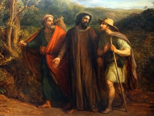 Jesus' Lesson in Listening