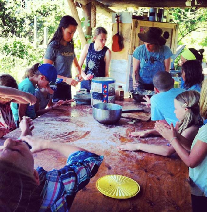 Junior Farm Camp - July 5-9