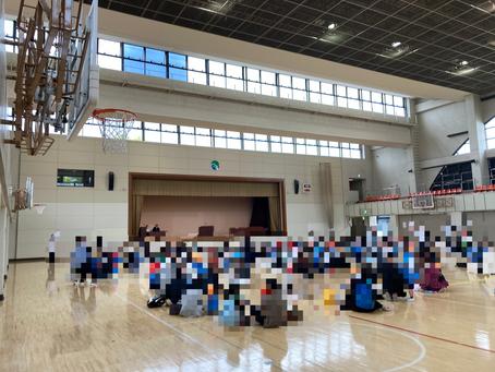 2021年4月17日(土)幼稚園にて(静岡県浜松市)