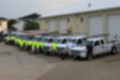 Customer fleet vehicles