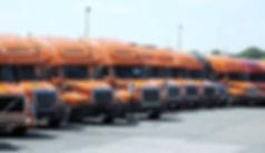 Picture of semi trucks