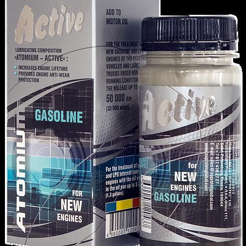 """Active Gasoline"""