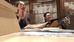 2018/09/27木_茅場町田酔_パリなかやま出張ギター流し