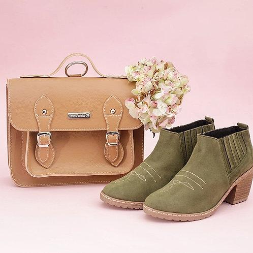 Mix & Match bolso y botas