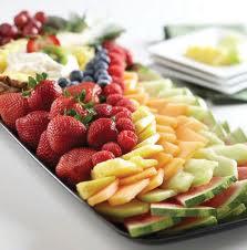 Cobblers Fruit Platter Selection