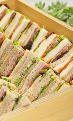 Cobblers Sandwich Selection
