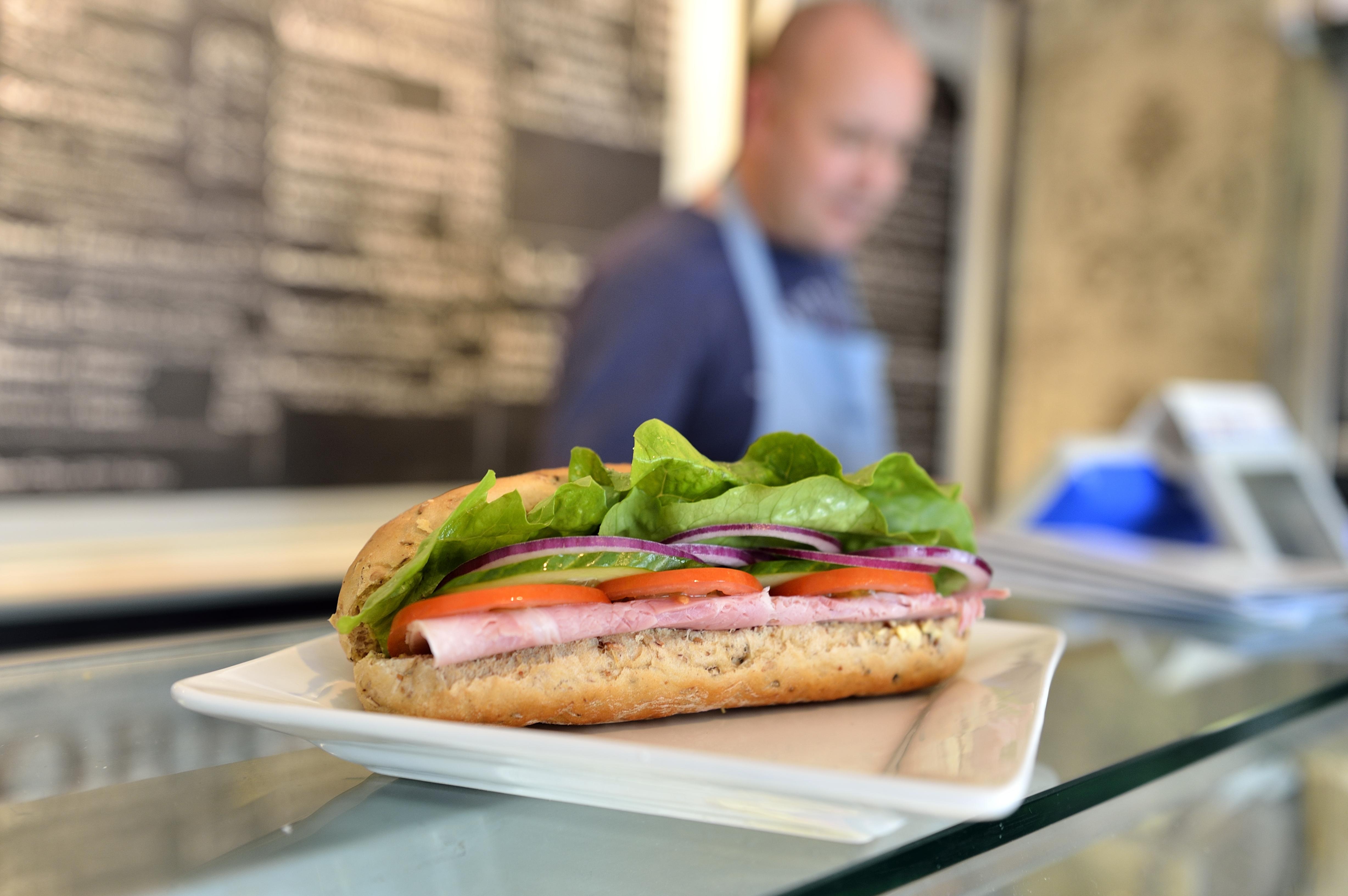 Cobblers Sub Sandwich & Interior