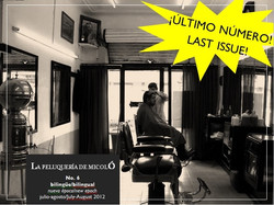 La peluquería de Micoló no. 6