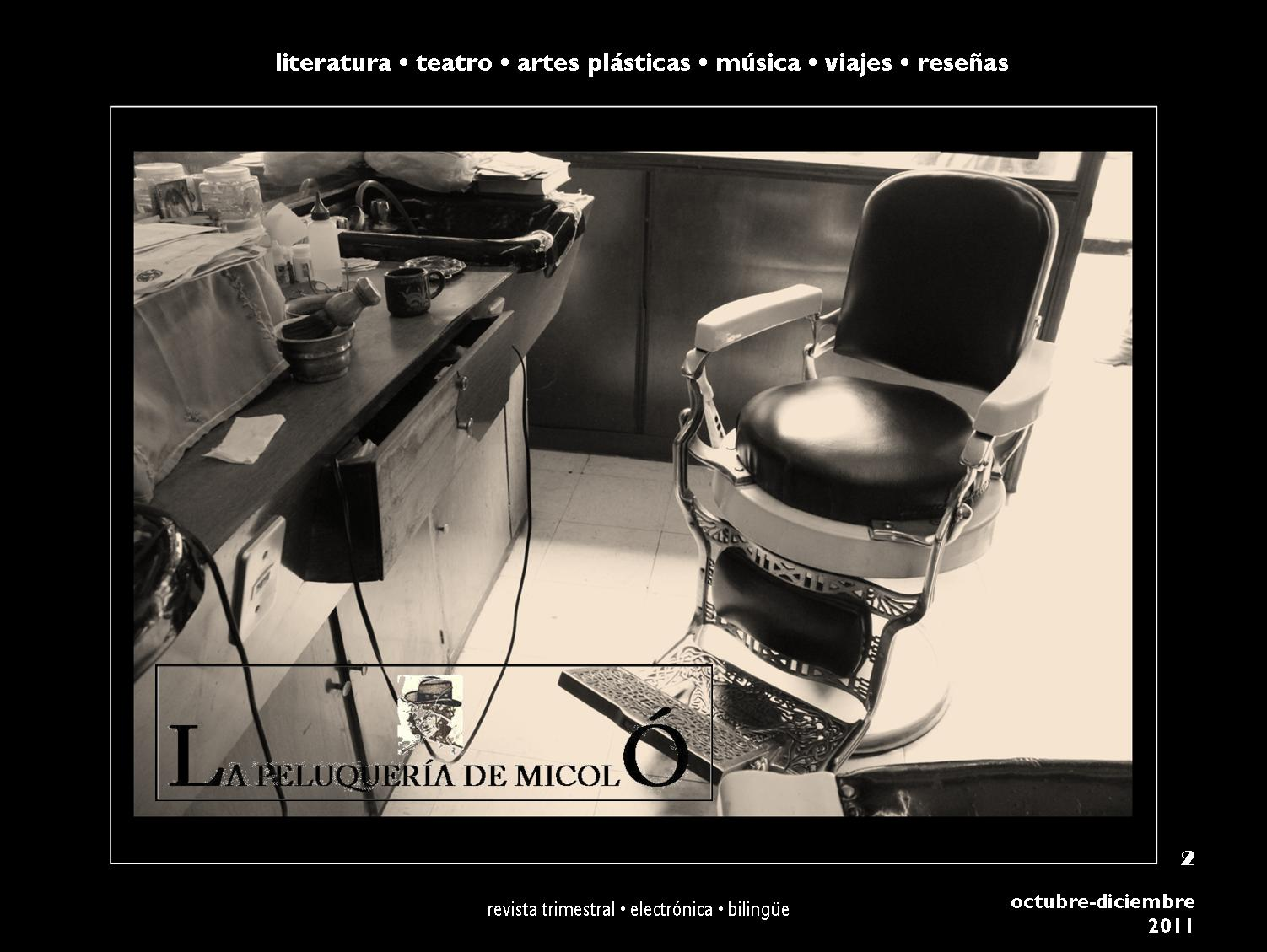 La peluquería de Micoló no. 2