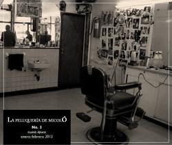 La peluqueria de Micoló no. 3