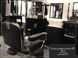 La peluquería de Micoló no. 4