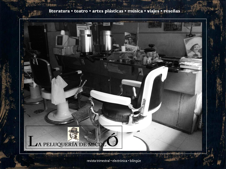 La peluquería de Micoló no. 1