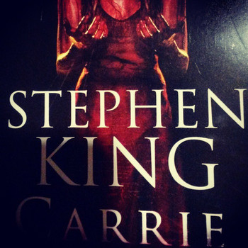 #NowReading: Carrie
