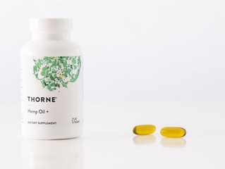 The latest greatest NEW science in health is our Endocannabinoid System and our GutBiome.