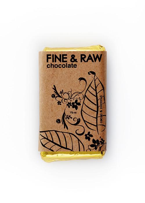 Fine & Raw Chocolate