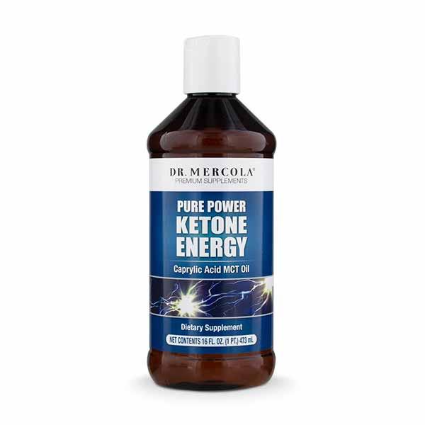 Pure Power Ketone MCT Oil