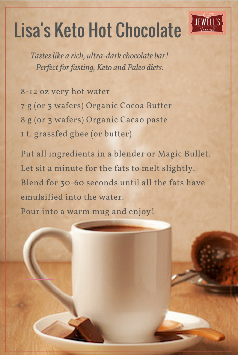 Lisa's Keto Hot Chocolate Recipe