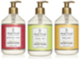 Deep Steep natural hand soap