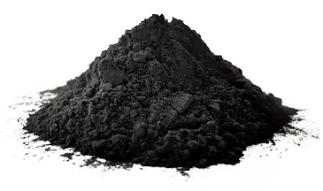 natural charcoal used in natural deodorants
