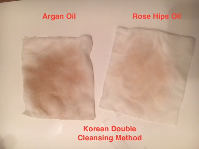 Korean Double Cleansing Method