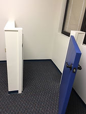 Barrier Room Example