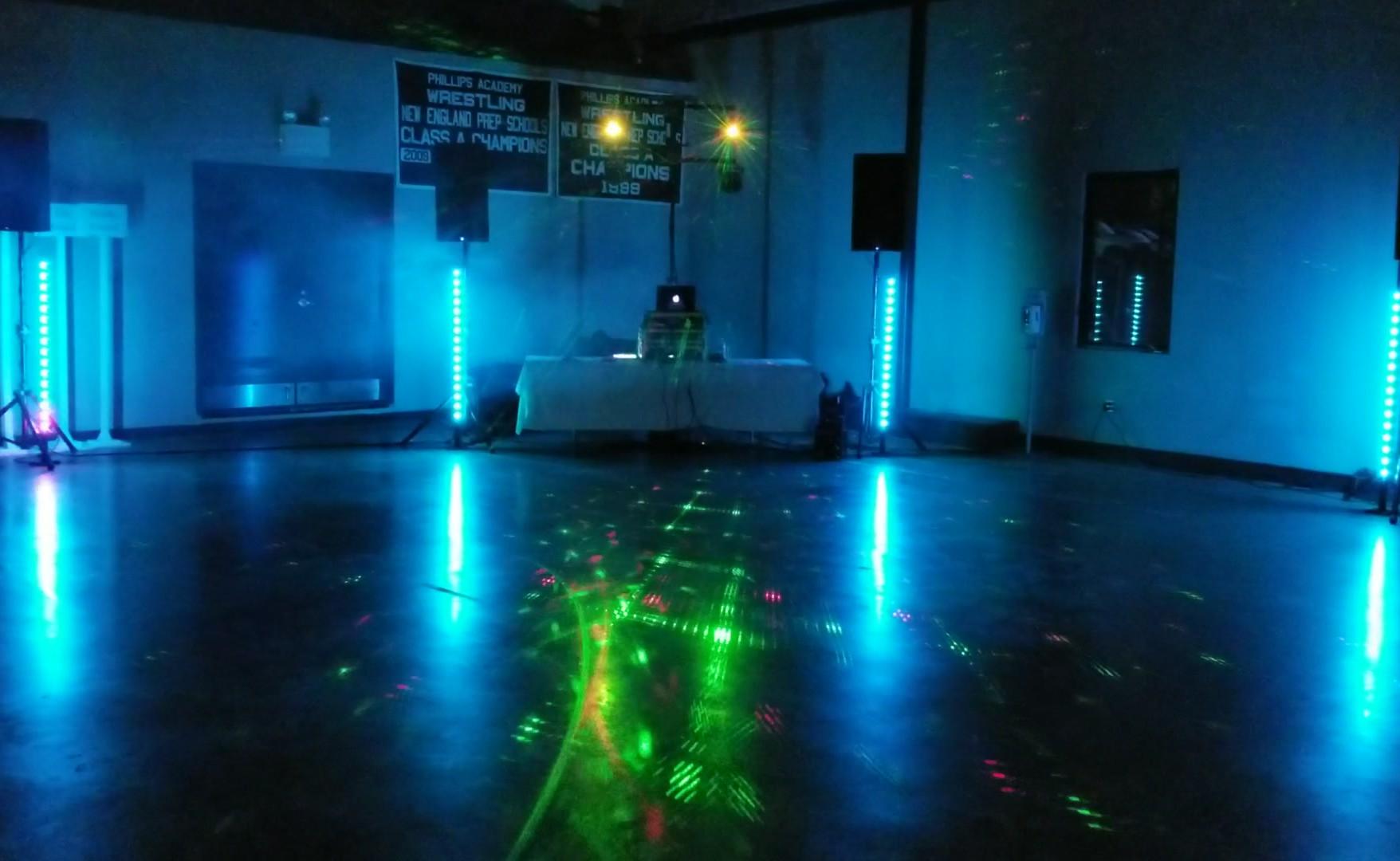 Dance Light Package (Full Set)