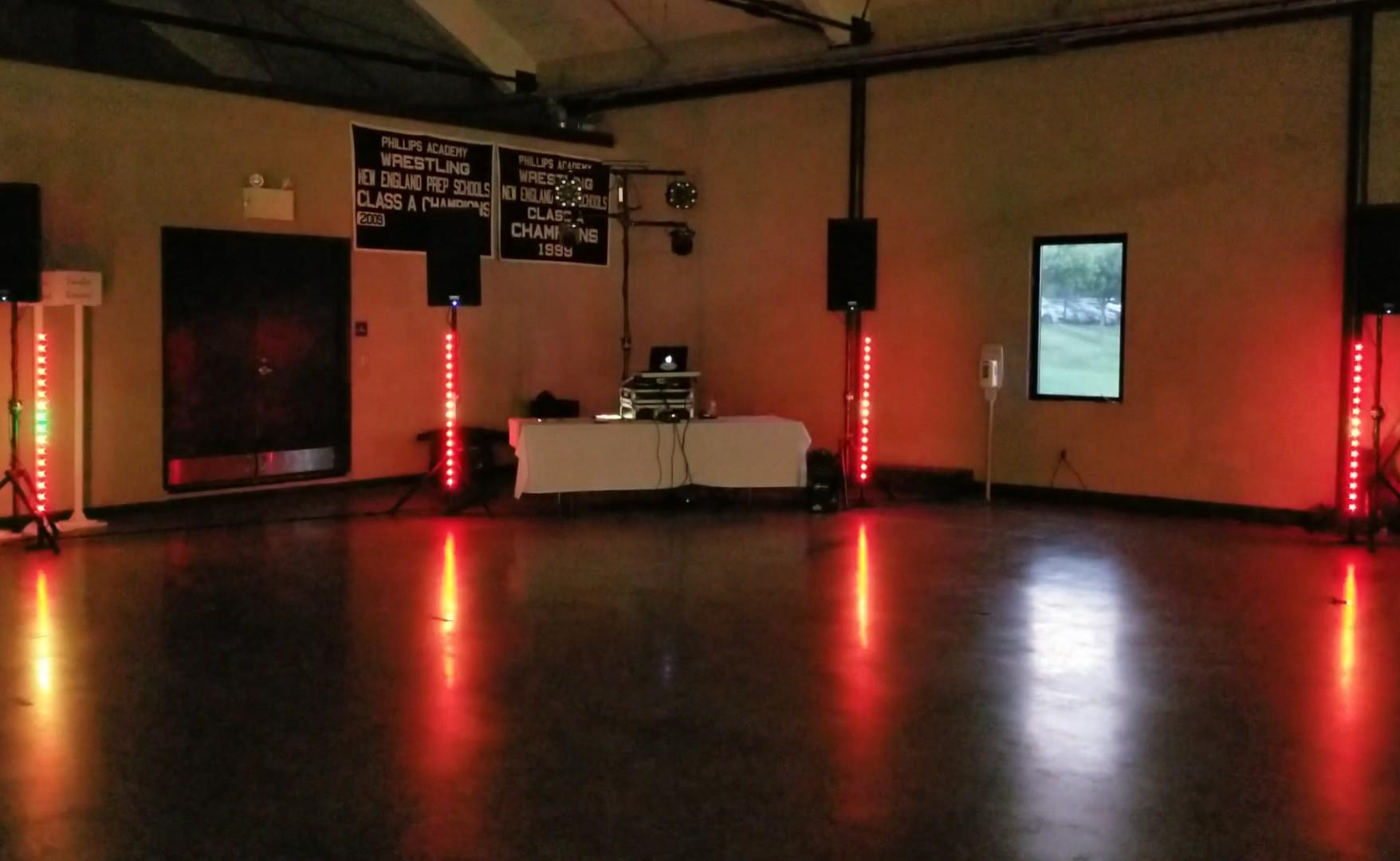 Dance Light Package (Small Set)