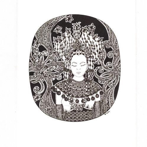Artprint - Iban Dancer