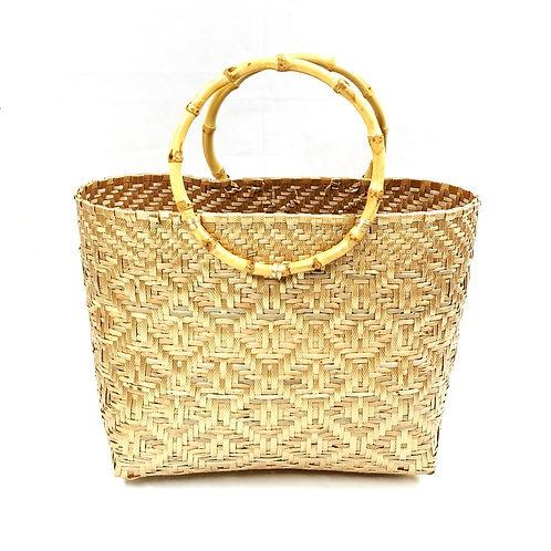 Basket -Iban Tote (Gatsby Style)