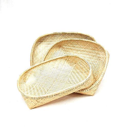 Basket Bamboo -3in 1 Set (Buluh Empata)