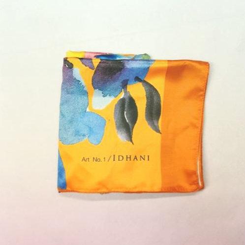 Shawl (Idhani) -Peach Caramel*