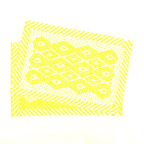 Tablemats- Buah Jengkuan
