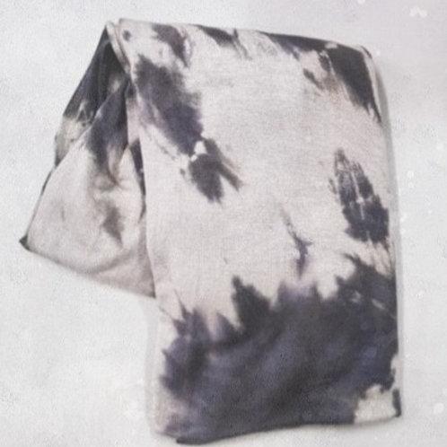 Shawl Cotton Lycra Dye