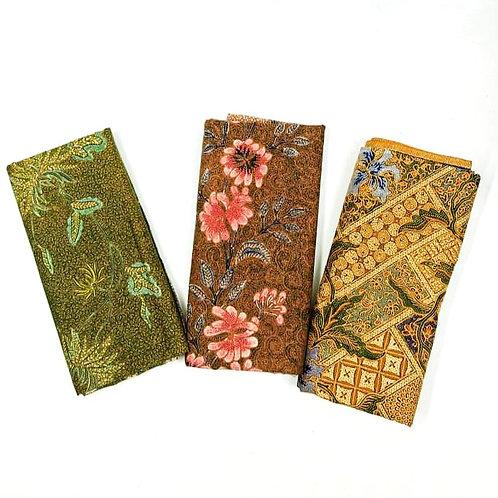 Sarong -Kain Batik