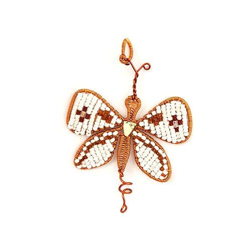 Pendant Copper Butterfly Design*