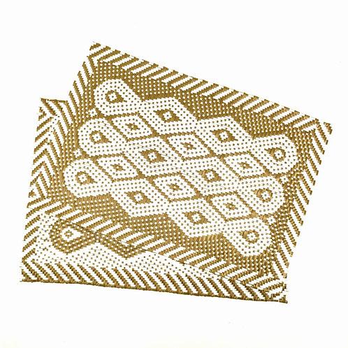 Tablemats-Buah Jengkuan
